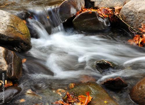 Fototapeten,klein,steine,wasserfall,brocken