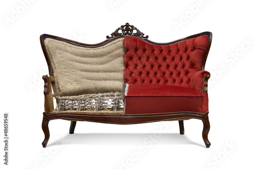 canvas print picture Sofa_2