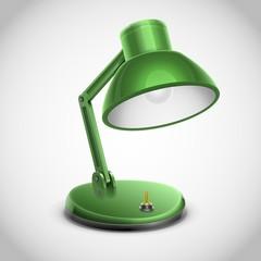 reading lamp vector icon xxl