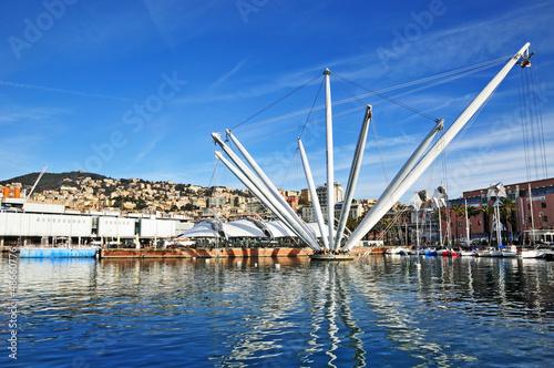 City on the water Genova, Porto Antico