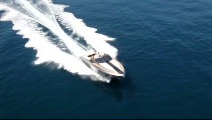 motor boat rio yacht espera
