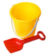 Toy Bucket And Scoop