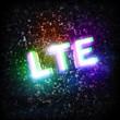 LTE highspeed concept cmyk