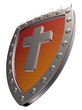 christian shield