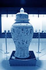 fine ceramic vessels