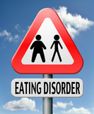 eating disorder poster
