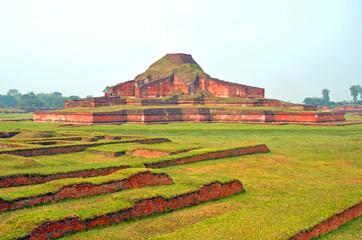 Buddhist Vihara in Paharpur,Bangladesh