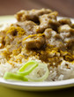 Carne al curry - Meat curry