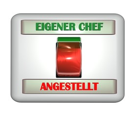 3D Schalter II - Angestellt - Eigener Chef
