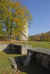 Burgberg mit Heinrichturm, Bad Abbach
