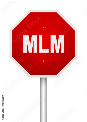 MLM Stop Sign