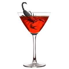 scorpione cocktail
