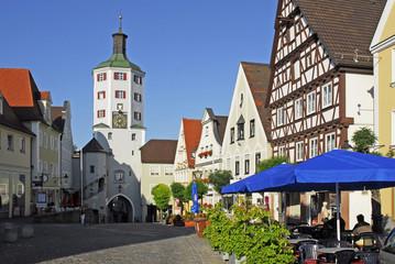 Stadttor am Markt