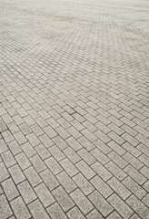 block pavement