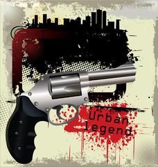 Gangster background