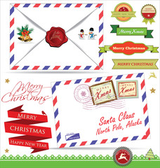 Letter for Santa Claus
