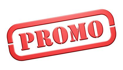 "Cachet ""Promo"""