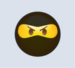 Emoticon - Ninja