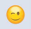 Emoticon - Winking