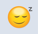 Emoticon - Sleepy