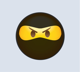 Emoticon - Ninja
