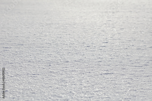 Snow surface background