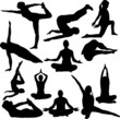 Yoga Collection - Vector