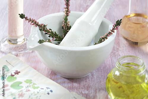 Bruyère - Plante médicinale