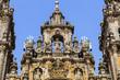 Santiago de Compostela cathedral: Santiago sculpture