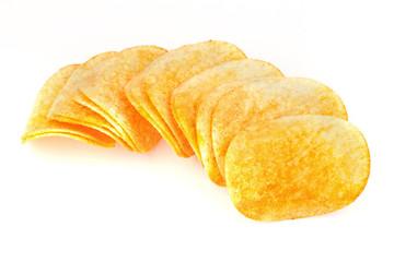 feurige paprika chips
