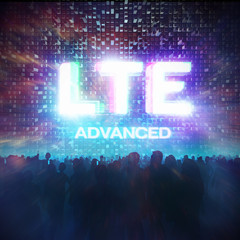 LTE ADVANCED highspeed concept show Publikum
