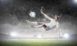 Fototapeta piłka nożna - sport - Drużynowe
