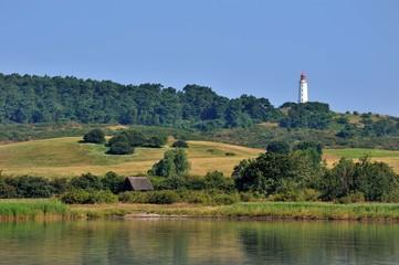 Leuchtturm Hiddensee Dornbusch