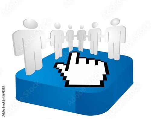 small group - choice