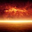 Apocalyptic background