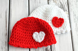 Hats with Hearts