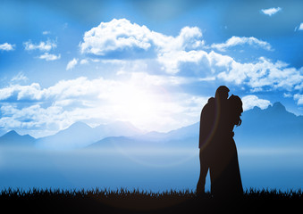 Stock illustration of Couple 1