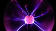Plasma ball in HD
