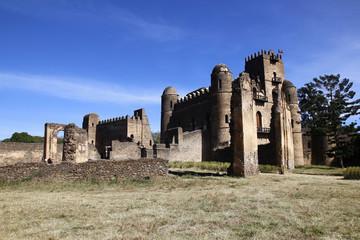 Castello di Gondar, Etiopia