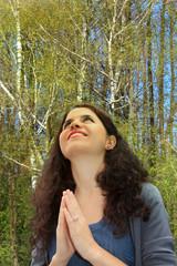 Grateful pray