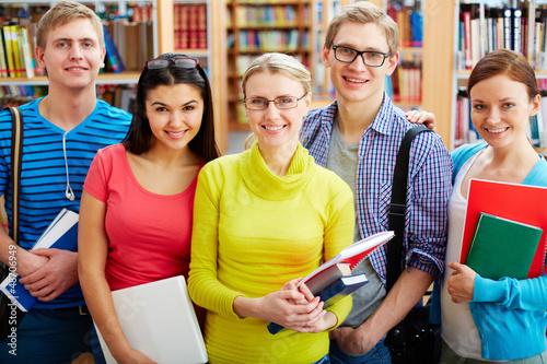 Company of students