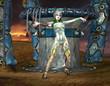 Krieger Princessin im Gothic Look
