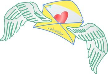 Летающий конверт