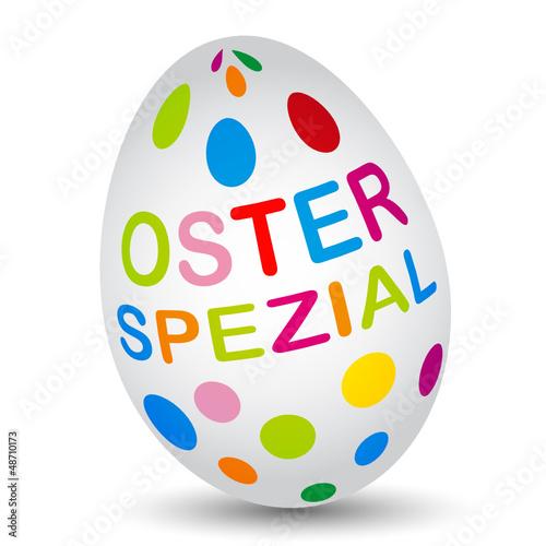 Osterei - Oster-Spezial (II)