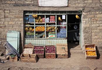 etiopia negozio