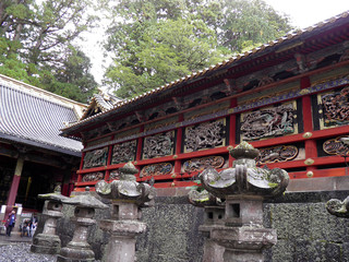 Toshogu shrine, Nikko,Japan