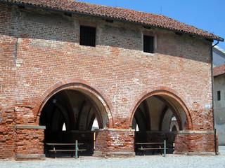 edificio con archi