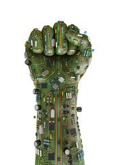 Data fist