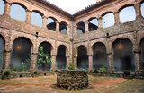 Claustro del Monasterio de Tentudía, Calera de León
