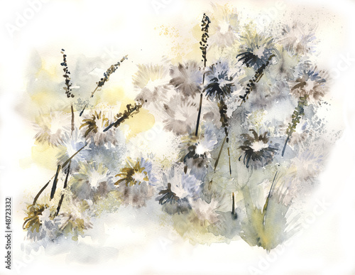 flowers_and_gras © Christian